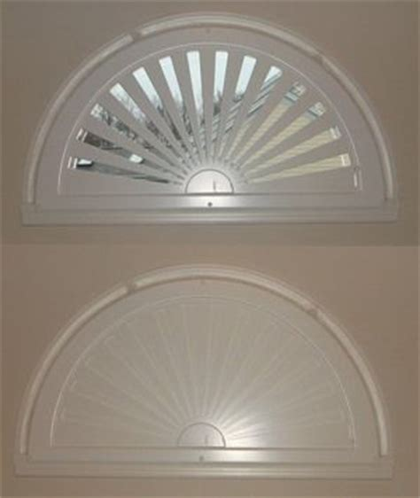 half moon blinds 13 best images about windows on window