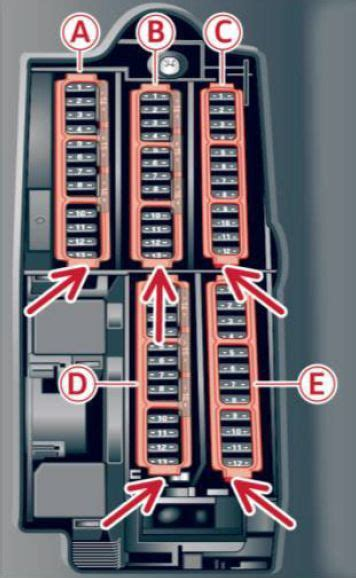 Audi S4 Fuse Diagram by Audi S4 2018 Fuse Box Diagram Auto Genius
