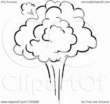 Poof Explosion Illustration Burst Comic Vector Clipart Royalty Tradition Sm Seamartini Graphics Coloring Template sketch template