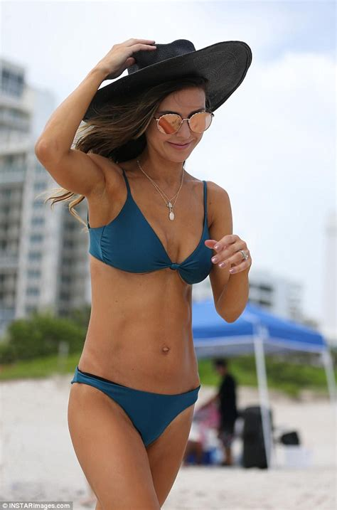 Audrina Patridge Debuts Prey Swim Line In Miami Daily