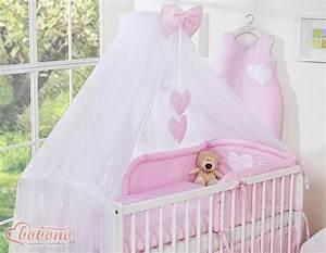 Baby Himmel Nestchen Set : himmelbett set baby bestseller shop f r m bel und einrichtungen ~ Frokenaadalensverden.com Haus und Dekorationen