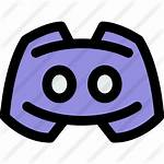 Discord Icon Premium Icons 512 Outline Svg