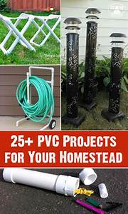 25, Pvc, Projects, For, Your, Homestead