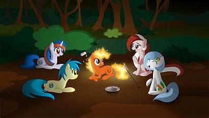 Pony Fire Unicorns Cartoons 1280