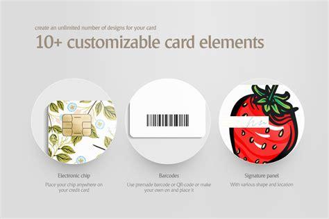plastic card creator  stationery mockups  yellow