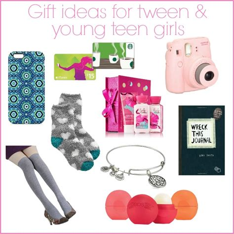 gift ideas for tween teen girls tween christmas gifts