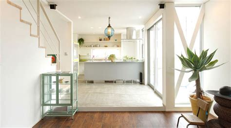 modern japanese kitchens  toyokitchen homemydesign