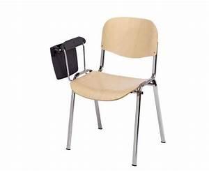 Stuhl Aus Holz : stuhl mit klappbarer schreibfl che aus holz ~ Markanthonyermac.com Haus und Dekorationen
