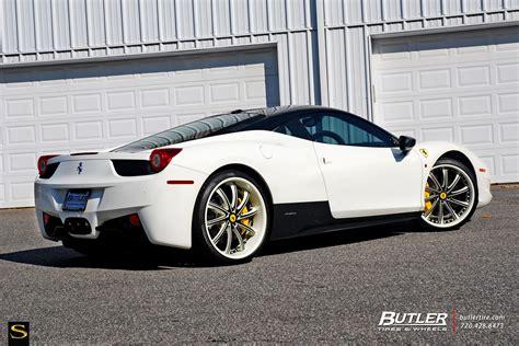 ferrari 458 wheels 458 italia savini wheels