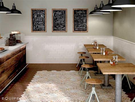 catering kitchen flooring hexagonal floor tiles by equipe ceramica interiorzine 2019