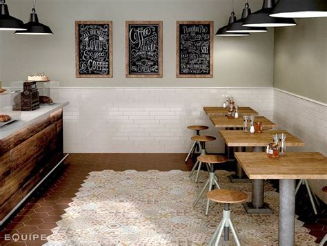 Hexagonal Floor Tiles by Equipe Ceramica   InteriorZine