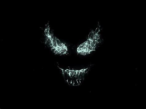 Venom Logo On Movie 2018 For Wallpaper