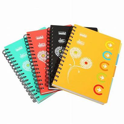 Notebook Subjects Note Spiral A5 Pack Subject