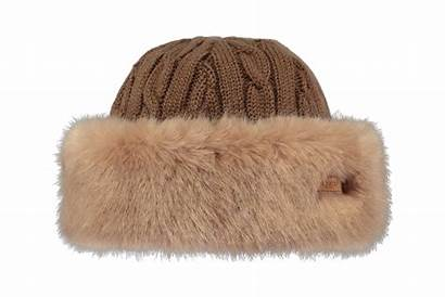 Barts Bonnet Cable Fourrure Toque Fur Cap