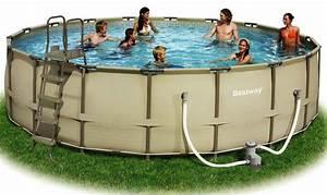 Piscine Tubulaire Hors Sol : piscine hors sol tubulaire ~ Melissatoandfro.com Idées de Décoration
