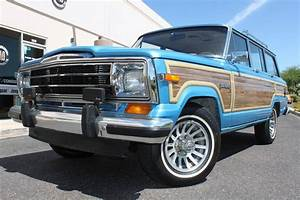 Jeep Grand Wagoneer : 1991 jeep grand wagoneer for sale 1872788 hemmings motor news ~ Medecine-chirurgie-esthetiques.com Avis de Voitures