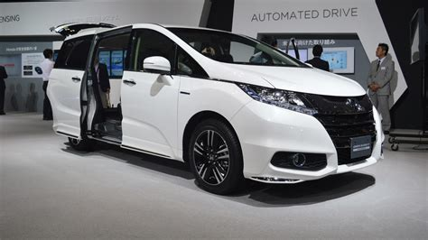 2019 Honda Odyssey Hybrid Price And Release Date 2017