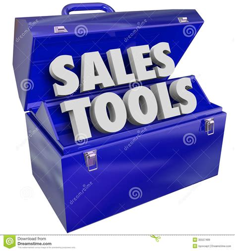 word tools sales tools words toolbox selling technique scheme royalty