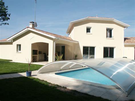 maison a vendre 4 chambres maison 160m 4 chambres sur 1000m avec piscine cestas