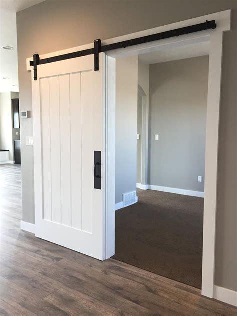 installing a barn door how to install sliding barn door diy barn doors