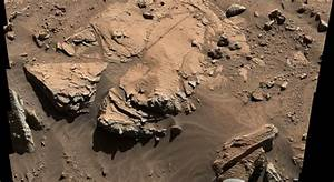 News | Drill Here? NASA's Curiosity Mars Rover Inspects Site