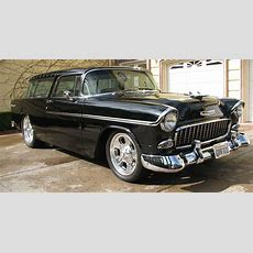 Spud's Garage  1955 Chevy Nomad Wagon