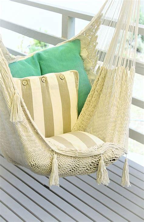 ways  incorporate hammocks   interior