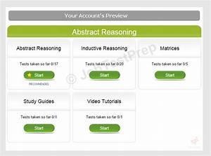 Practice Saville Abstract Reasoning Aptitude Tests