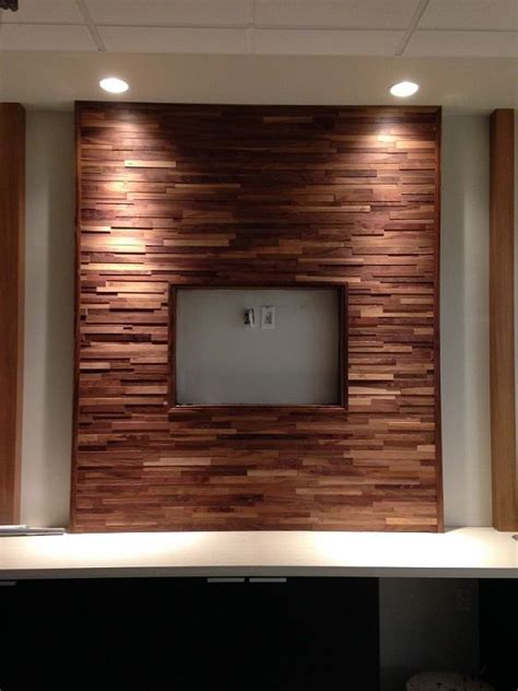 Tv Wand Holz by Curtains Wall Tv Home Wooden Walls