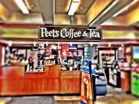 When alfred peet opened a small coffee store on the corner of walnut and vine streets in berkeley, ca, few. Peet's Coffee & Tea - CLOSED - 35 Reviews - Coffee & Tea - 598 Market St, Financial District ...
