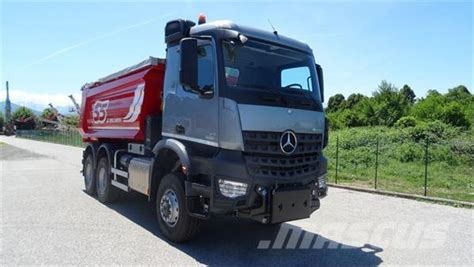 Best dealer experience in 40 years, one price,no haggling and nice showroom plus plenty of new and used mercedes cars. Mercedes-Benz AROCS 3351 6x6, 2017, Cuneo, Italy, Italy - Used other trucks - Mascus UK