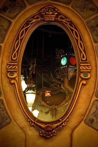 reversing curses   magic mirror spell house