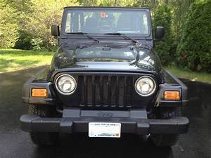 Find Used 2003 Jeep Wrangler X 4 0l 6cyl 5