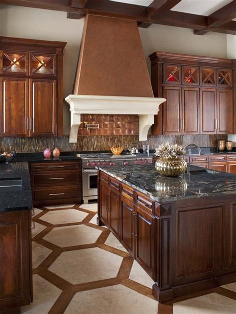 brown backsplash home design ideas pictures remodel