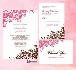 free printable wedding invitations popsugar australia With thanks for wedding invitation images