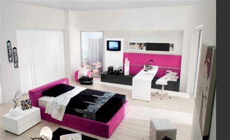 chambre de fille moderne chambre ado fille 38 idées pour la déco et l 39 aménagement