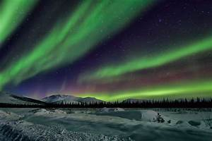 Aurora Borealis 4k Wallpaper