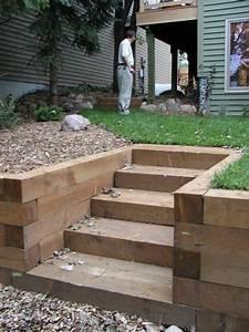 Gartentreppe Bauen Holz : gartentreppe selber bauen und sich den weg durch den garten erleichtern ~ Eleganceandgraceweddings.com Haus und Dekorationen