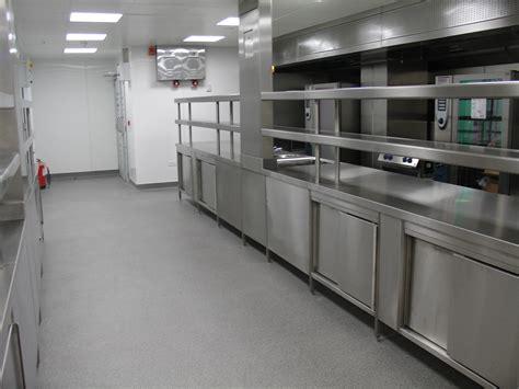 Commercial Kitchen Resin Flooring  Floortech®