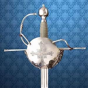 Musketeer Rapier   Renaissance Weapons - Museum Replicas