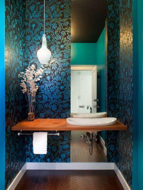 bathrooms color ideas papel tapiz decoracion in