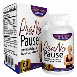Elevate Recovery Prenopause Menopause Weight Loss And Metabolism Support Supplement For Women