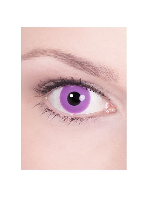 colored contact lenses with prescription purple prescription contact lens maskworld