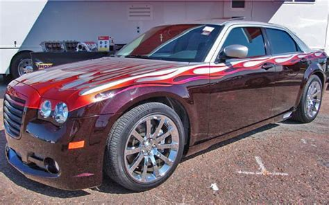 2010 Chrysler 300 Accessories by 2005 2010 Chrysler 300 300c Complete Kit Ground Effects