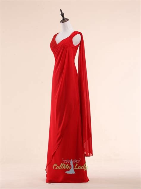simple red maxi dresses  women  straps callmelady