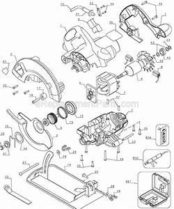 Black And Decker Cs1000 Parts List And Diagram