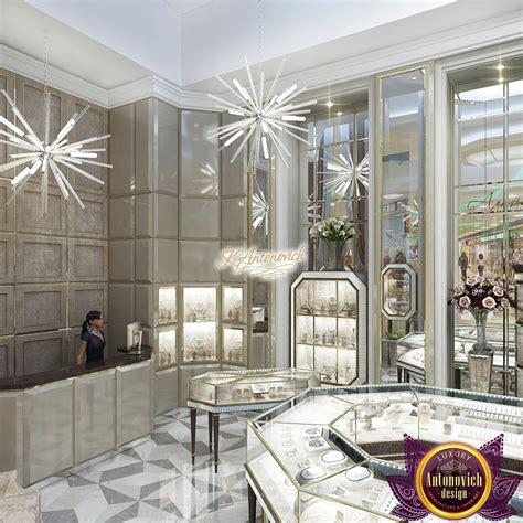 jewelry store interior