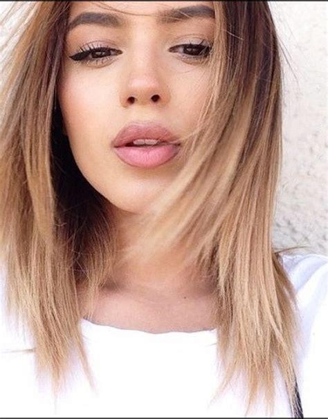 Most Popular Medium Length Hairstyle Medium Length