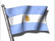 Banderas y gif animados de Argentina