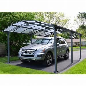 Car Port Alu : carport aluminium arcadia 5000 achat vente carport ~ Melissatoandfro.com Idées de Décoration